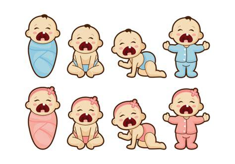 crying baby cartoon  clip art