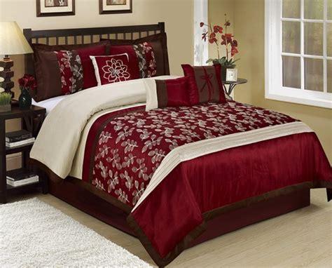 burgundy queen comforter set burgundy bedspreads and burgundy comforter sets at luxcomfybedding