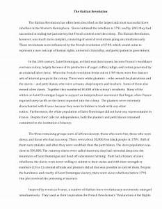 Modest Proposal Essay Ideas French Revolution Dbq Essay Romeo And Juliet Essay Thesis also Sample Essays High School Students Haitian Revolution Essay Essay Great Gatsby French And Haitian  Persuasive Essay Thesis Statement Examples