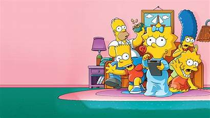 Simpsons 4k Background Wallpapers Resolution