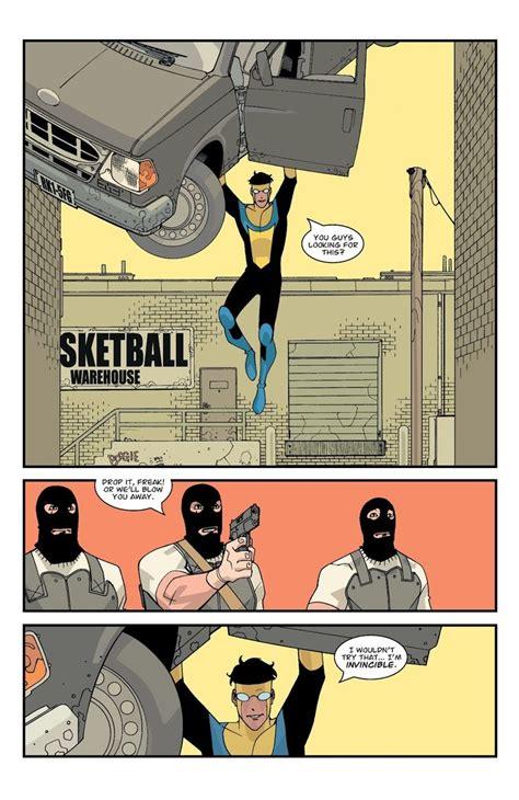 Invincible Comics Issue #1   Invincible comic, Heroes book ...