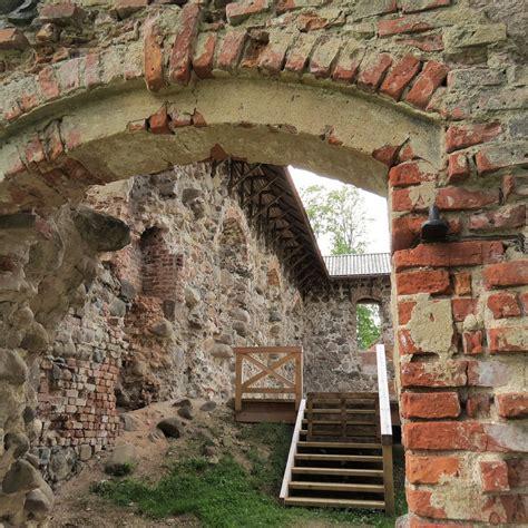 Limbažu muzejs - Viduslaiku pilsdrupas