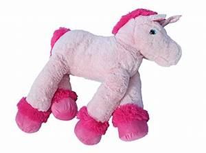 Riesen Einhorn Stofftier : xxl einhorn pl schtier ca 110 cm gro e kuscheltier rosa pink stofftier 5 einhorn ~ Eleganceandgraceweddings.com Haus und Dekorationen