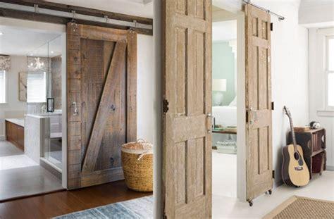 inspirations pour recycler une porte ancienne joli place
