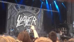 Slayer - Disciple(Live Horsens Denmark 2014) - YouTube