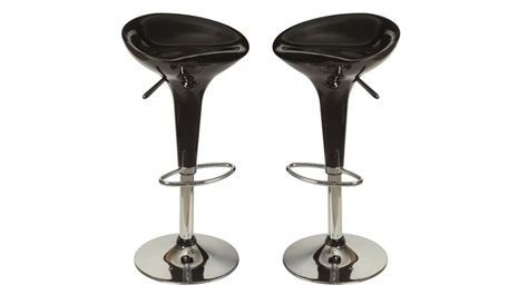 chaise bar pas cher tabourets de bar design noir chaise design pas cher