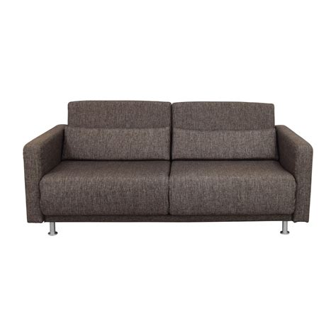 Reclining Sleeper Sofa by 68 Boconcept Bo Concept Melo Brown Reclining