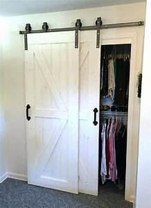 single track bypassc sliding barn door hardware kit barn With barn door track only