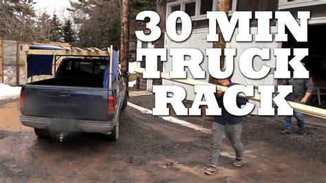 truck rack   minutes   youtube