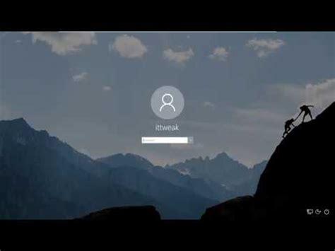 windows  sperrbildschirm lockscreen deaktivieren