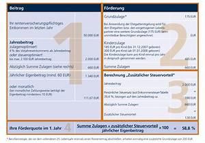 Riester Förderung Rechner : riester f rderung berechnen ~ Watch28wear.com Haus und Dekorationen