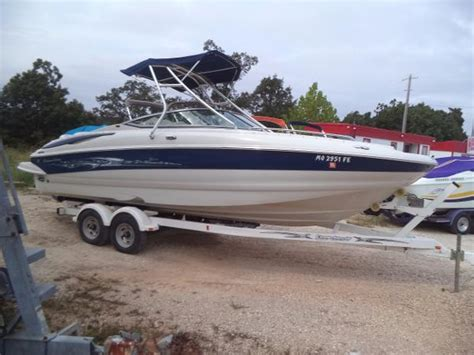 Used Domn8er Deck Boats For Sale by Used Deck Boat Boats For Sale 7 Boats