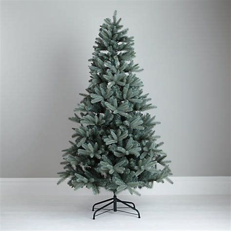 blue christmas trees blue christmas and john lewis on