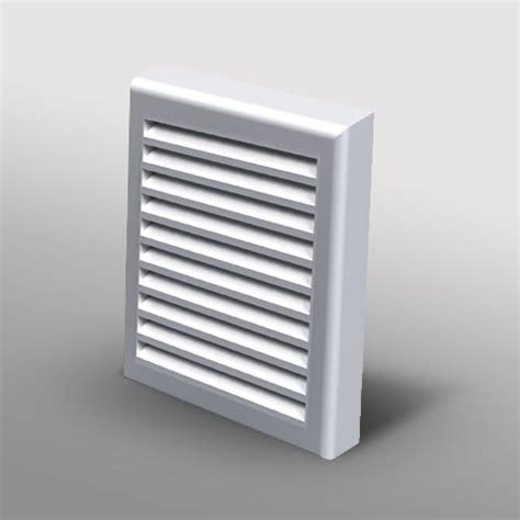 wall vent ducting soffit grille cover bathroom extractor