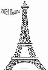 Eiffel Tower Coloring Printable Paris Pages Mandala Cool2bkids Sheets Adult Colouring Drawing Getcoloringpages Towers Monuments Silhouette Clip Building Templates sketch template