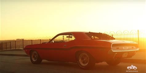 This 1970 Dodge Challenger Rt Is The Definition Of A