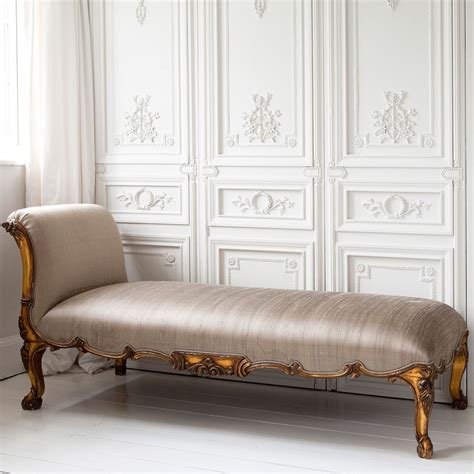 Settee For Bedroom by Versailles Gold Chaise Longue Bedrooms Chaise