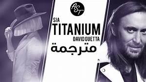 David Guetta Titanium Feat Sia Lyrics Video