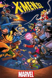 Comics Relief: The '90s X-MEN Return In New Ongoing Series ...