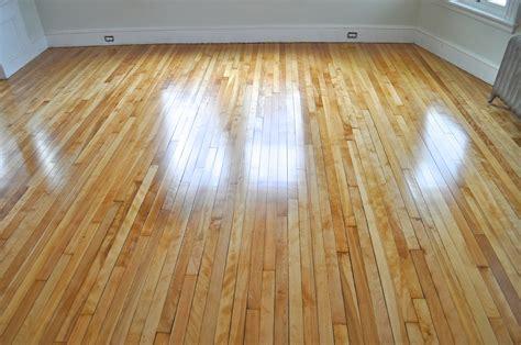 hardwood floors shiny sopo cottage from shabby to shiny floor refinishing