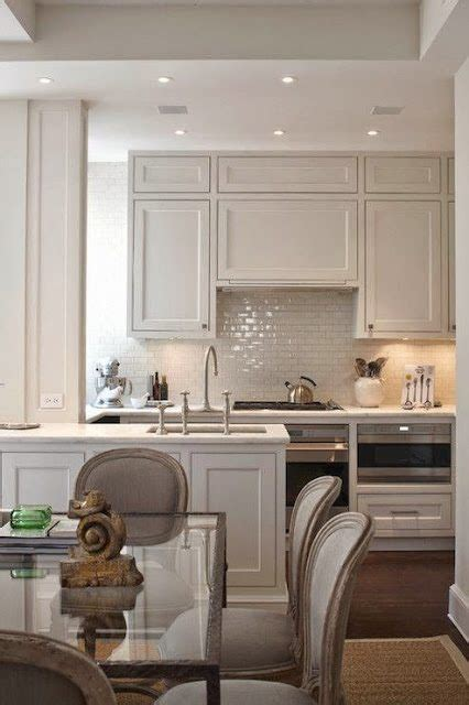 taupe painted kitchen cabinets how to use taupe color in your home decor homesthetics 6015