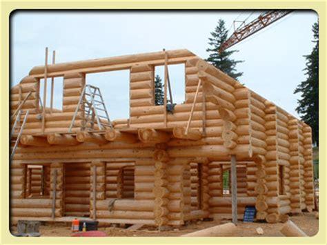 houten huis constructie houten massiefbouw voor woningen huizen in ceder