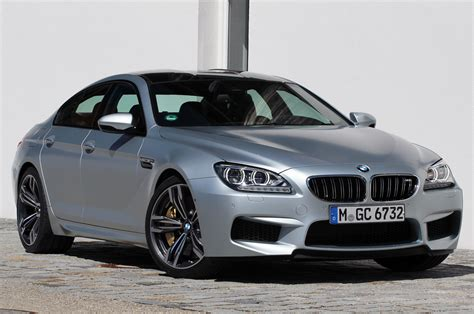 first bmw bmw m6 gran coupe first drive by autoblog autoevolution