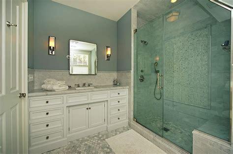 Carrara Marble   Contemporary   bathroom   Murphy & Co. Design