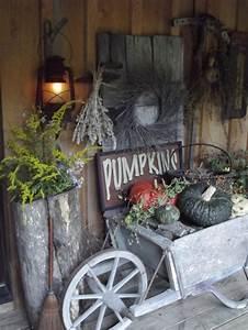 57, Cozy, Thanksgiving, Porch, D, U00e9cor, Ideas