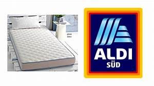 Matratze Von Aldi : g nstige matratze ab heute bei aldi lohnt sich der kauf chip ~ Eleganceandgraceweddings.com Haus und Dekorationen