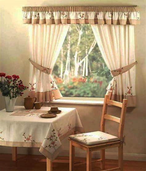 creative ideas  modern decor  beautiful kitchen curtains