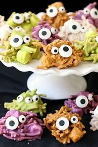 Halloween Snacks Selber Machen : einfache und leckere halloween snack rezepte f r kinder ~ Eleganceandgraceweddings.com Haus und Dekorationen