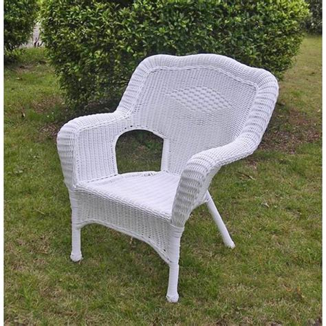 Wicker Patio Chairs Clearance by International Caravan Camelback Resin Wicker Patio Chairs