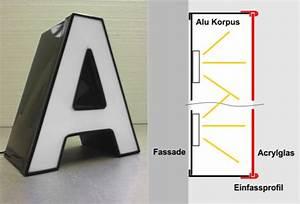 Led Buchstaben Box : b3d studio 3d buchstaben u 3d logos led beleuchtet ~ Sanjose-hotels-ca.com Haus und Dekorationen