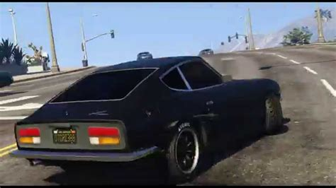 Datsun Drift by Gta 5 Datsun 240z Drift