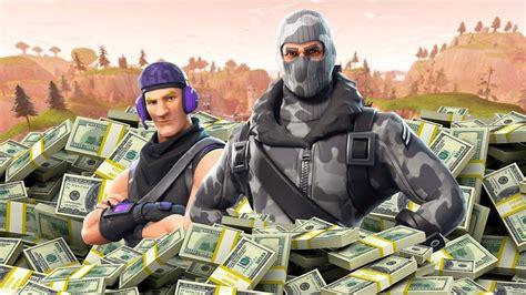 fortnite  million dollars   grabs ign video