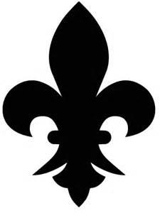 flur le file fleur de lis black svg wikimedia commons