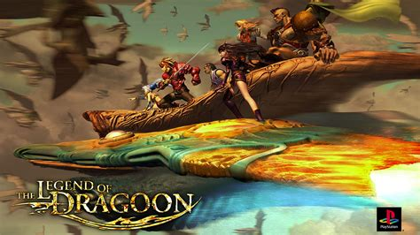 Legend Of Dragoon Full Hd Wallpaper And Background  1920x1080 Id490555