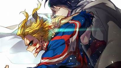 Hero Academia Anime Nana Shimura Might Academy