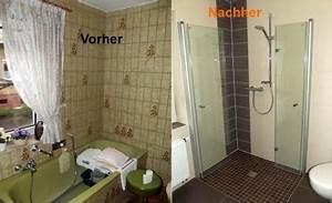 Badrenovierung Vorher Nachher : b der sanieren ideen ~ Sanjose-hotels-ca.com Haus und Dekorationen