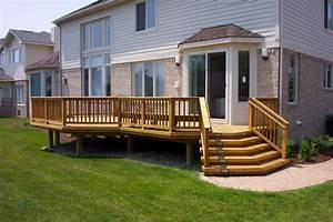 Wood, Deck, Builder, In, Metro, Detroit, Cedar, U0026, Treated, Wood