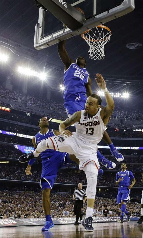UConn stuns Kentucky, wins national title