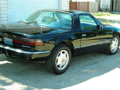 buick two seater sports car 1991 buick reatta sport coupe no reserve classic