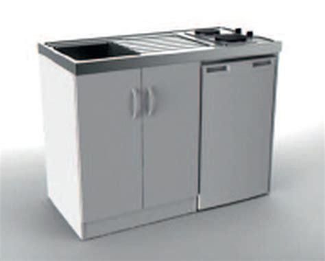 Miniküche Mit Kühlschrank by Vivicum Minik 252 Che Mit K 252 Hlschrank 120 Cm Breit G 252 Nstig