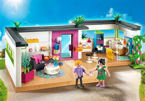 maison du canapé convertible playmobil 5586 studio des invités achat vente univers