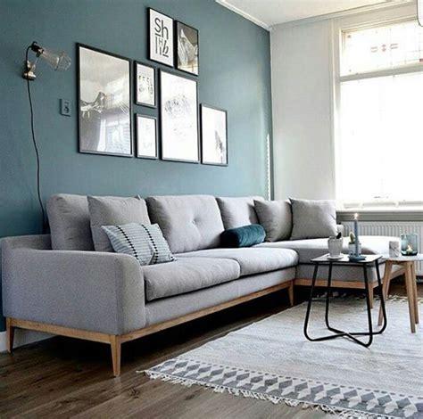 deco salon canape gris les 25 meilleures idées de la catégorie murs bleu foncé