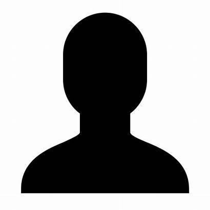 Neutral Gender Silhouette Person Clipart Icon Avatar