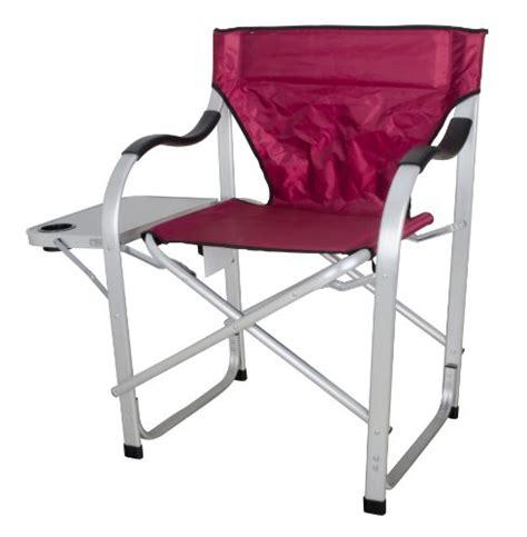 stylish cing heavy duty folding cing director chair