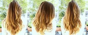 Balayage Naturel Effet Soleil Sur Brune : balayage californien paris coiffeur visagiste paris ~ Farleysfitness.com Idées de Décoration
