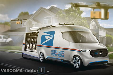 New Postal Truck by New Usps Mail Truck Visions A Hummer A Tesla A